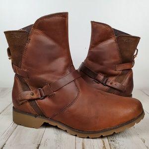 Teva De La Vina Waterproof Ankle Boots EUC 8.5
